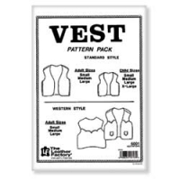 Vest Pattern Pack - Click for more info