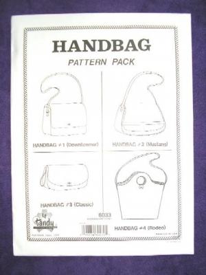 Handbag Pattern Pack - Click for more info