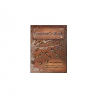 Leathercrafted book - Click for more info