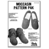 Moccasin Pattern Pack - Click for more info