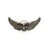 Skull Wings Concho - Click for more info