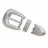 Buckle Set 1In (Sp) 3Pc - Click for more info