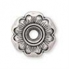 Bezel Concho Flower - Click for more info