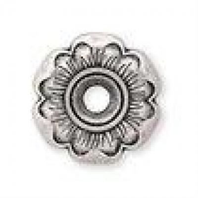 Bezel Concho Flower - Click for more info