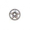 Bezel star concho - Click for more info