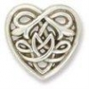 Celtic Heart Concho - Click for more info