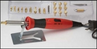 Leather Burning Tool kit - Click for more info