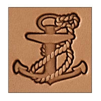 3D stamp Anchor - Click for more info