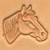 3D Stamp Tool Horsehead (R) - Click for more info