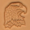 3D Stamp Eaglehead (R) - Click for more info